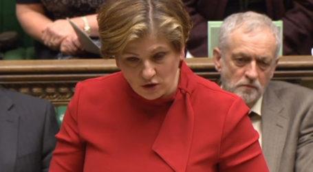 """Emily Thornberry Sebut Abstainnya Inggris di Dewan HAM PBB """"Menjijikkan"""""""