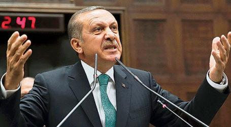 Erdogan Kecam Jerman Karena Izinkan Kampanye