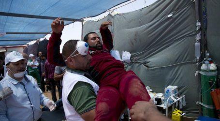 Korban Warga Palestina Bertambah Jadi 52 Gugur, 2.238 Terluka