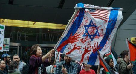 Jauh dari Gaza, Pawai Pro-Palestina di Jantung New York