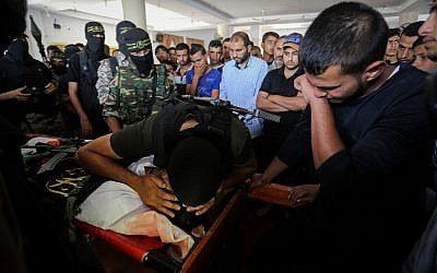 Jihad Islam: Serangan Mortir Sebagai Respon Sambutan untuk Operasi IDF
