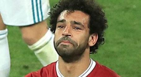 Salah Menangis Alami Cedera Berat di Final Liga Champions