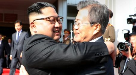 Pemimpin Korea Utara dan Selatan Bertemu Lagi di Perbatasan