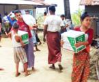 KSRelief Datang ke Myanmar Bantu Warga Rohingya