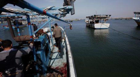 Israel Mulai Bangun Penghalang Laut di Sepanjang Perbatasan Gaza