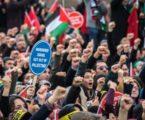 Ribuan Warga Turki Unjuk Rasa Dukung Rakyat Palestina