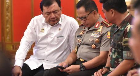 Selama Ramadhan, Jokowi Perintahkan Kapolri Jaga Keamanan Maksimal