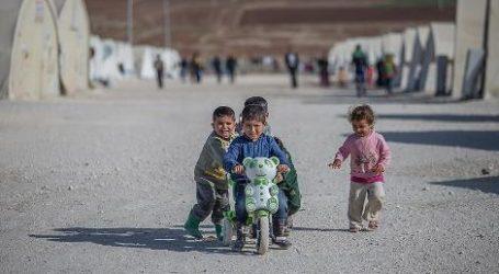 Palestina Jadi Pengungsi Terbesar di Dunia
