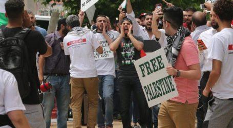 Muslim, Yahudi dan Kristen Pun Menentang Israel-AS