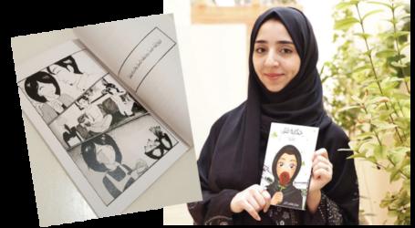 Mangaka Saudi Pertama Soroti Budaya Arab