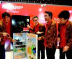 Sharp Luncurkan Kulkas Bersertifikat Halal Pertama di Indonesia