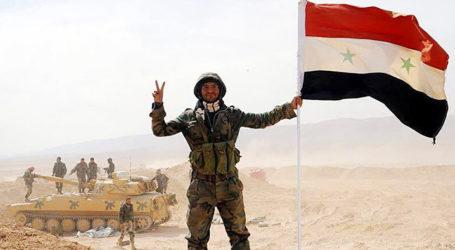 Tentara Suriah Pukul Mundur ISIS Keluar dari Distrik Damaskus Selatan