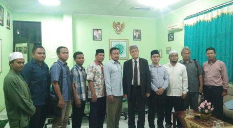 Dubes Palestina untuk Indonesia Kunjungi Kantor MUI Lampung