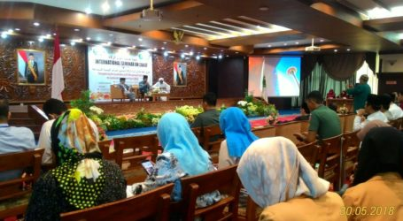 Ponpes Shuffah Hizbullah, Baznas Kaltim Adakan Seminar Zakat Internasional