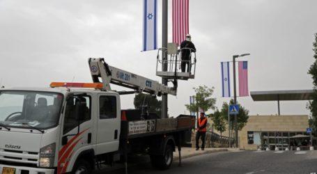 AS Resmikan Kedutaan di Yerusalem, Dihadiri Perwakilan 33 Negara