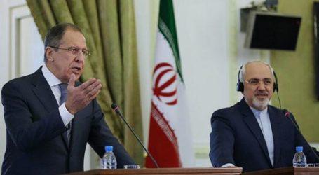 Menlu Iran Tiba di Moskow untuk Selamatkan Kesepakatan Nuklir