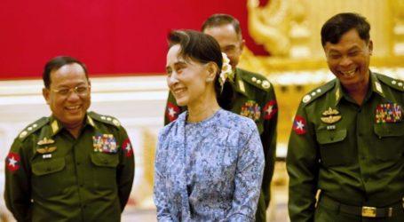 Inggris Desak Ajukan Myanmar ke ICC