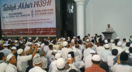 Ahmed Abdul Malik : Bukan Islam Jika Tidak Rahmat
