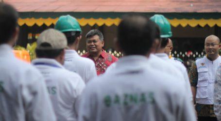Songsong Ramadhan, BAZNAS Luncurkan Program Masjid Cemerlang