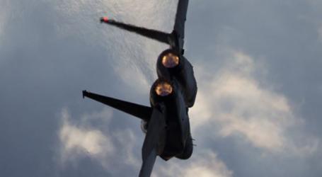 Serangan Udara Israel Targetkan Posisi Hamas di Gaza