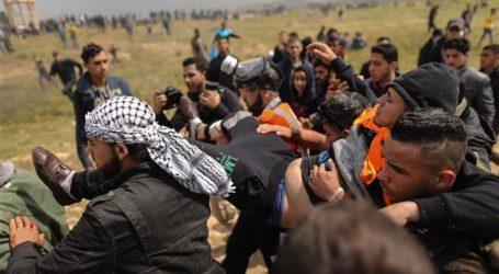Remaja Palestina 15 Tahun Yang Ditembak Tentara Israel Meninggal di RS