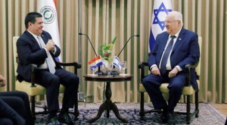 Presiden Paraguay Resmikan Kedutaan di Yerusalem