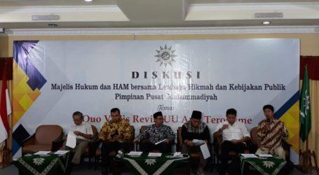 Menejer Nasution: Ada Enam Faktor Tumbuhnya Terorisme