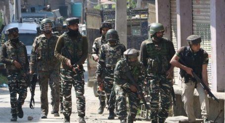 Polisi India Lakukan Penangkapan Besar-besaran di Kashmir