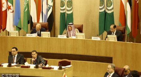 Liga Arab Batalkan Memo Kesepahaman dengan Guatemala