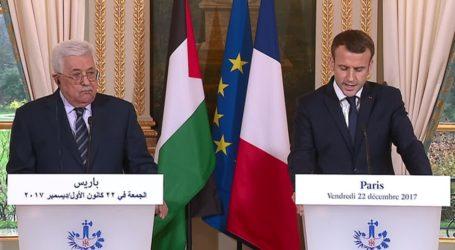 Presiden Perancis Kecam Tindakan Keji Israel