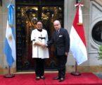 Indonesia-Argentina Bahas Peningkatan Kerja Sama Ekonomi dan Sosial Budaya