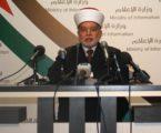 Mufti Yerusalem Kecam AS Dukung Penghancuran Al-Aqha Untuk Bangun Sinagog