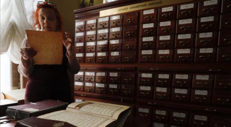 Perpustakaan Rusia Miliki Koleksi 35.000 Buku Turki Utsmaniyah