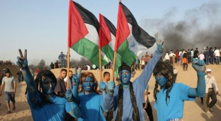 Komite Nasional Palestina: Protes Akan Terus Berlanjut