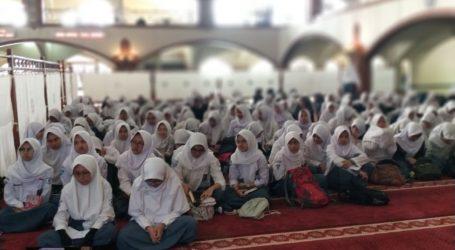 Perkuat Keislaman, SMA Alfa Centauri Gelar Study Islam Intensif Ramadhan