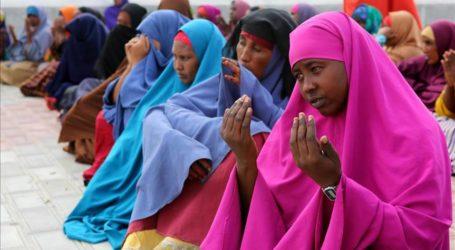Musim Panas Kekeringan Muslim Ethiopia Shalat Istisqa