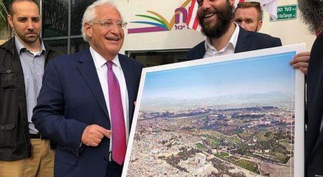 Hamas Kecam Dubes AS Soal Poster Al-Aqsha Diganti Kuil Yahudi