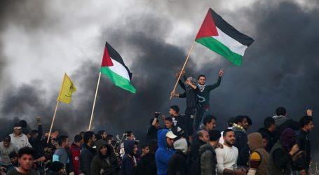 Protes di Perbatasan Gaza, Satu Orang Tewas, 22 Terluka