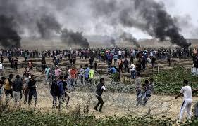 170 Warga Palestina Terluka Saat Aksi Jumat
