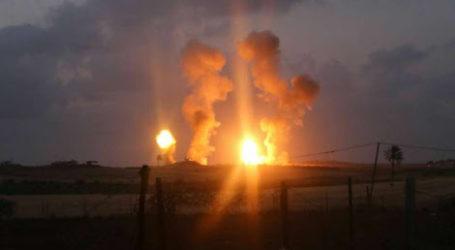 Israel Klaim Telah Hancurkan Terowongan di Utara Gaza