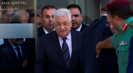 Presiden Mahmoud Abbas Dirawat di Rumah Sakit