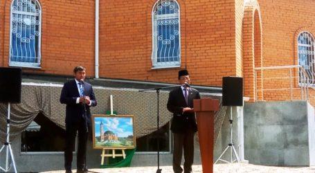 Dubes RI Hadiri Peresmian Masjid Baru di Rusia