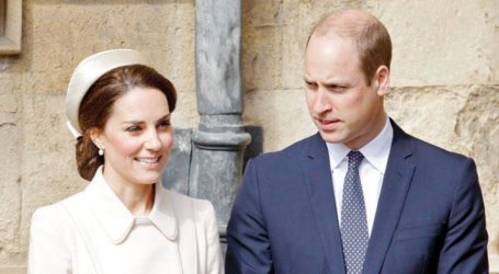 Pertama Kali, Anggota Kerajaan Inggris Kunjungi Wilayah Pendudukan dan Israel