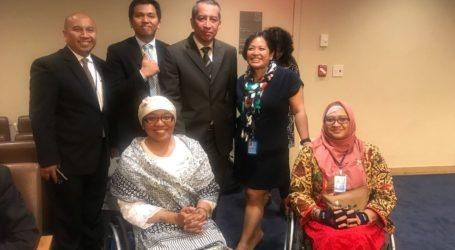 Risnawati Utami, WNI Pertama Anggota Komite Hak Penyandang Disabilitas PBB
