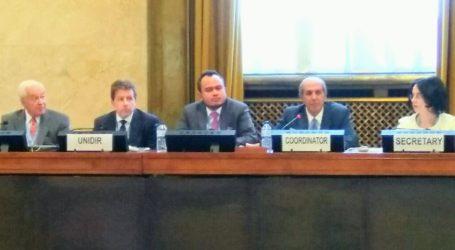 Indonesia Pimpin Pertemuan Perlucutan Senjata Nuklir di Jenewa