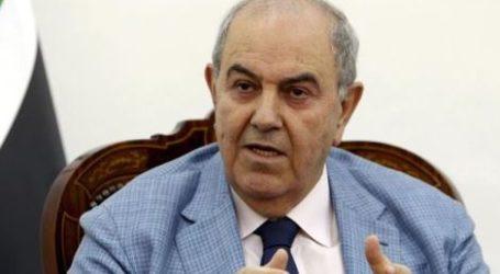 Allawi Serukan Referendum Hasil Pemilu Irak