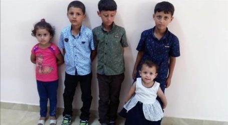 IHH Bantu Anak Yatim Aktivis Palestina
