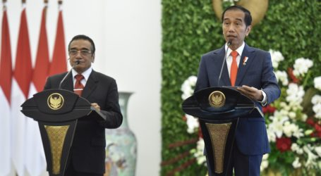 Jokowi: 9 BUMN dan 400 Perusahaan WNI di Timor Leste