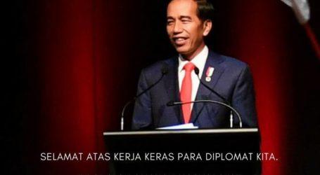 Jokowi Minta Menlu Prioritaskan Isu Palestina