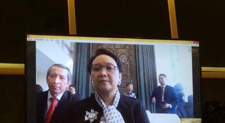 Isu Palestina Akan Jadi Fokus Indonesia Sebagai  Anggota Tidak Tetap DK PBB